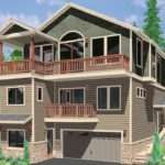Level House Plans Three Story