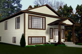 Level House Plans Without Garage Edesignsplans