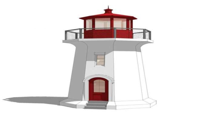 Lighthouse Design Floor Plans Real Construction
