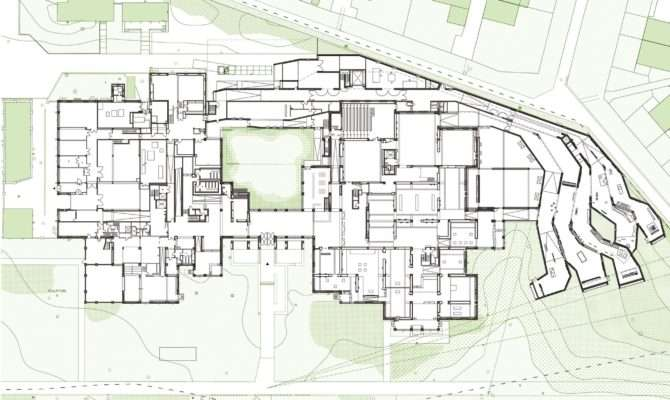 Lille Modern Art Museum Manuelle Gautrand Architecture
