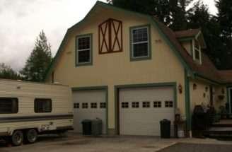 Lines Barn Kits May Converted Garage Apartment