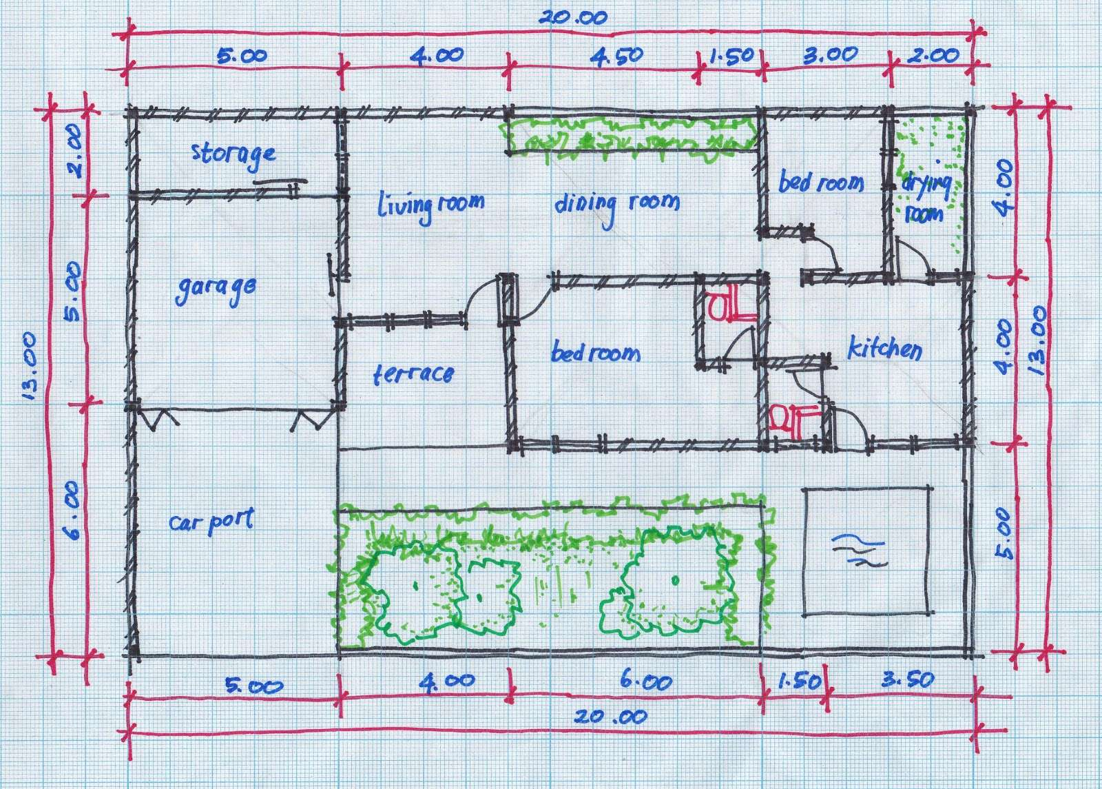 Little House Plans