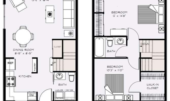 Living Buying Understanding Floor Plans Small Spaces