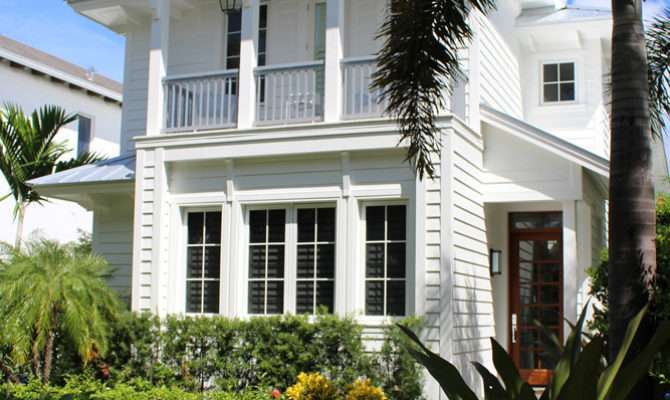 Living Rise British West Indies Architecture