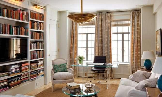 Living Room Built Shelves Hgtv