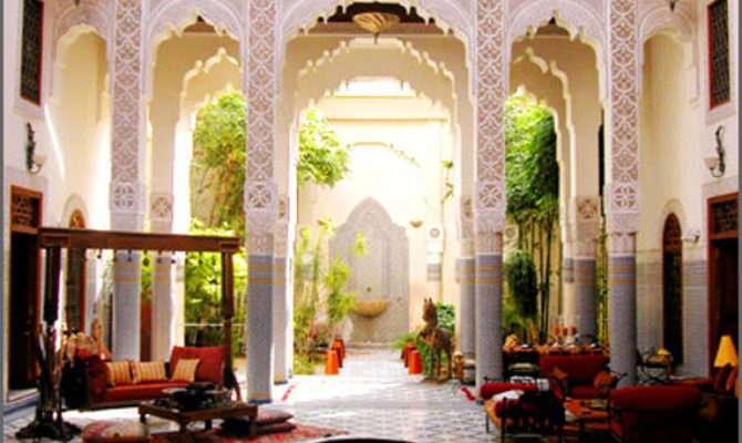 Living Room Designs Modern Moroccan