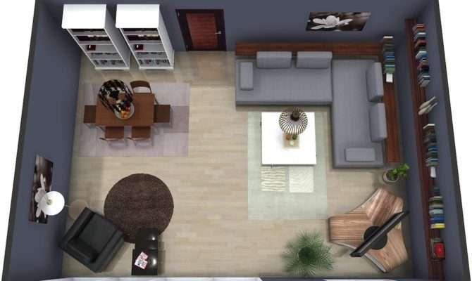 Living Room Plan Roomsketcher