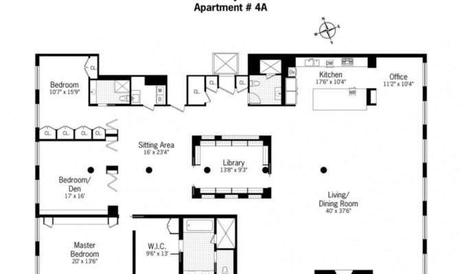 Loft Apartment Floor Plans