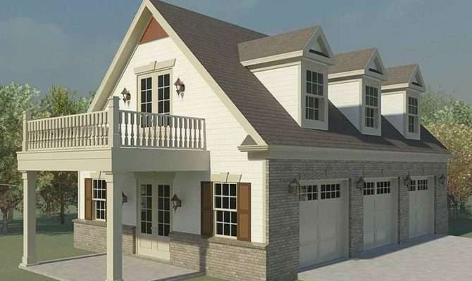 Loft Plans Garage