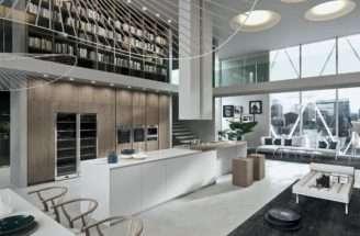 Loft Style House Houseboat Designs