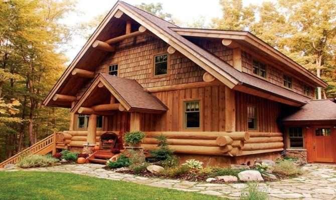 Log Cabin Homes Design Ideas Habitable Wooden Houses Youtube