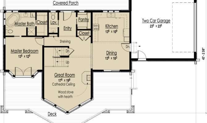 Log Cabin House Plans Home