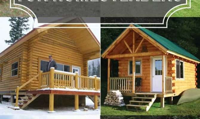 Log Cabin Kits Ideas Your New Homestead