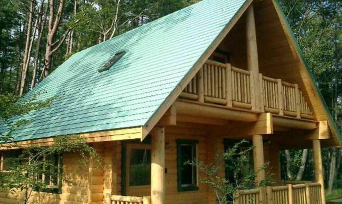 Log Cabin Kits January