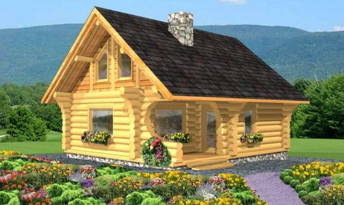 Log Cabin Plans Bdr Ranchers Package