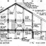Log Home Drawings