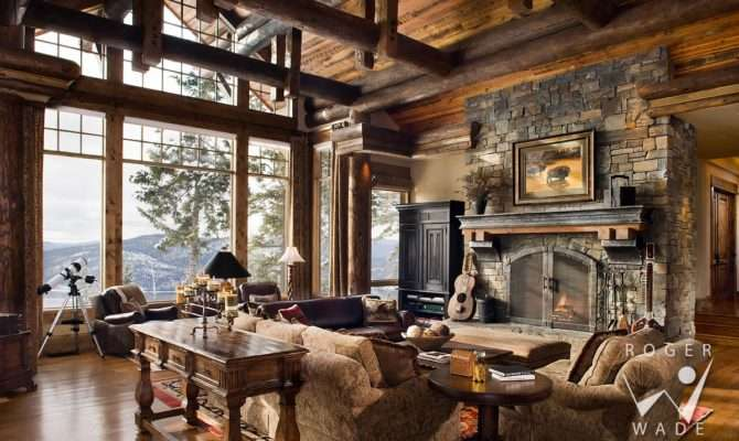 Log Home Photographer Cabin Photos Architecture