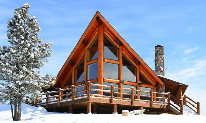 Log Home Photos Rustic Chalet Tour Expedition Homes