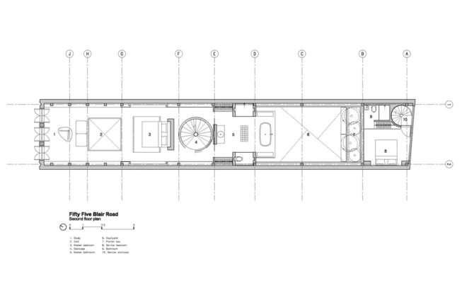 Long Narrow House Plans Joy Studio Design Best