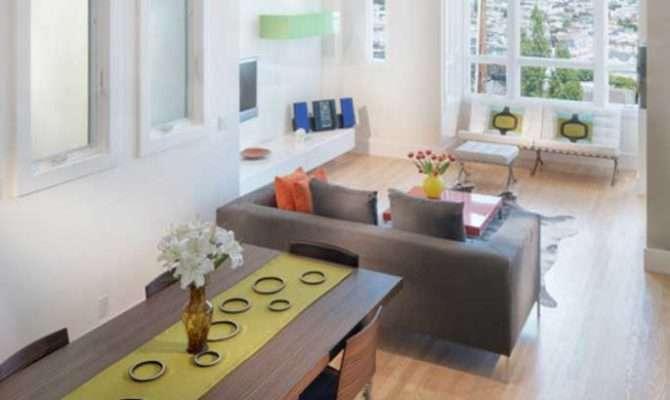 Long Narrow Living Room Dining Combo Design Home