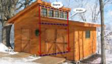 Look Story Shed Roof House Plans
