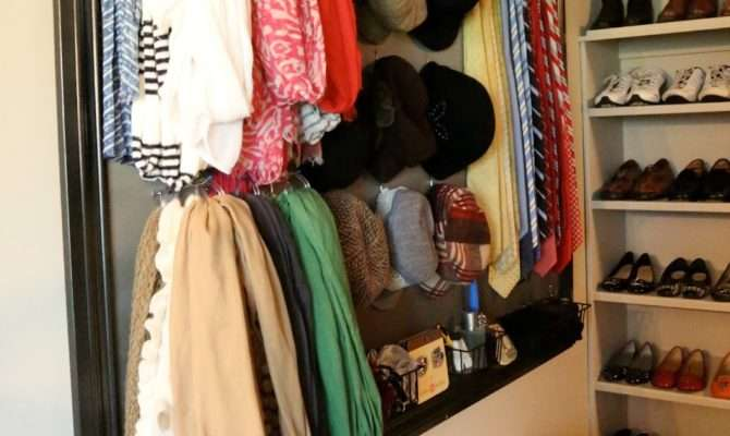 Lookie Did His Her Closet Organizer