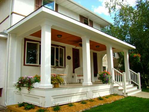 Looking Perfect Front Porch Design Your Home