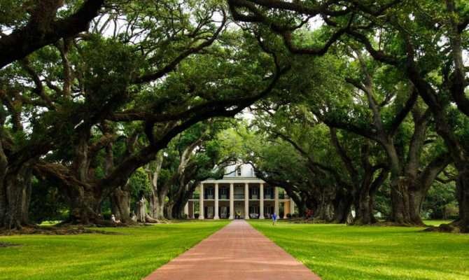 Louisiana Plantation Home Homes Pinterest