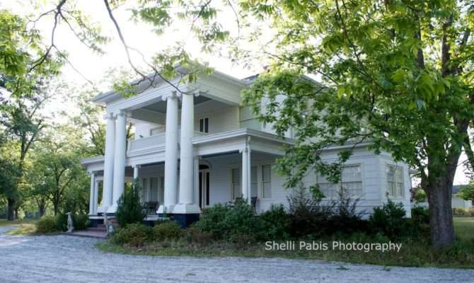 Love Old Homes Especially Southern