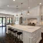 Love White Open Kitchen Concept Home Touches