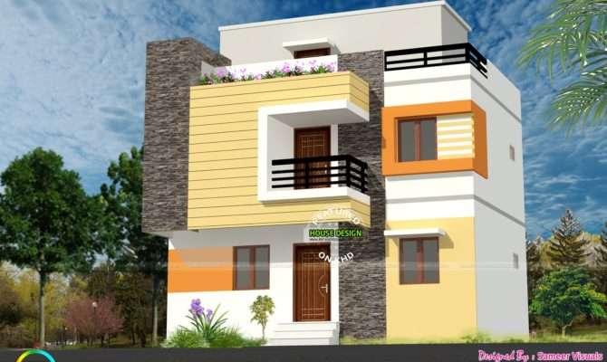 Low Budget House Design Kerala Home