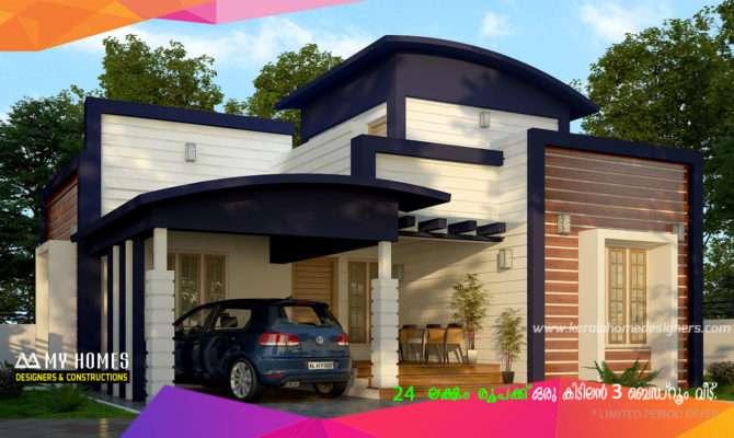 Low Budget House Designs Kerala