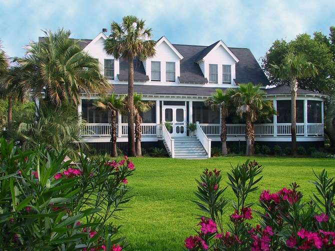 Low Country House Plans Southern Cottages Plan Service