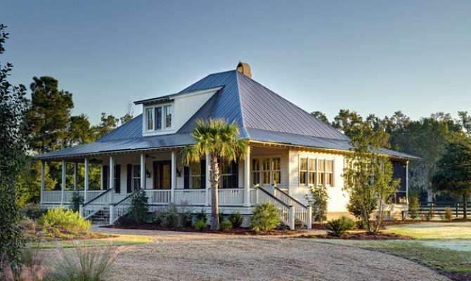 Low Country House Plans Southern Style