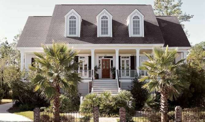 Low Country Style House Plans Eplans