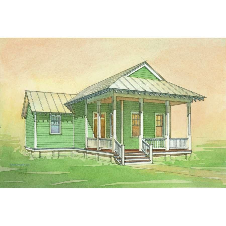Lowes Cottages Shop Lowe Katrina Cottage Plan