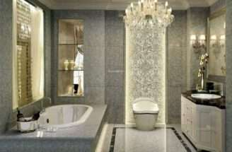 Luxury Bathroom Designs Decoration Industry Standard Design