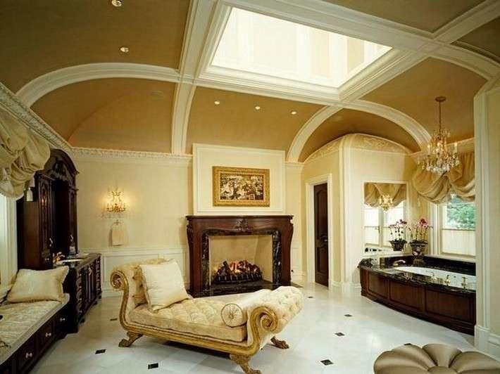 Luxury Bathrooms Fireplaces Inspiration Ideas