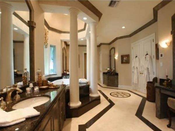 Luxury Bathrooms Wouldn Want Leave Home