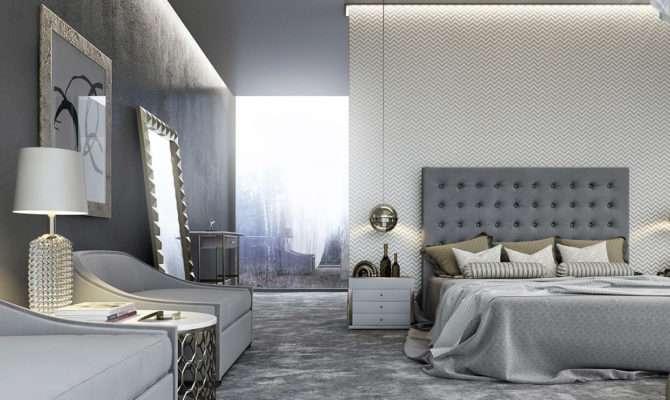 Luxury Bedrooms Detail