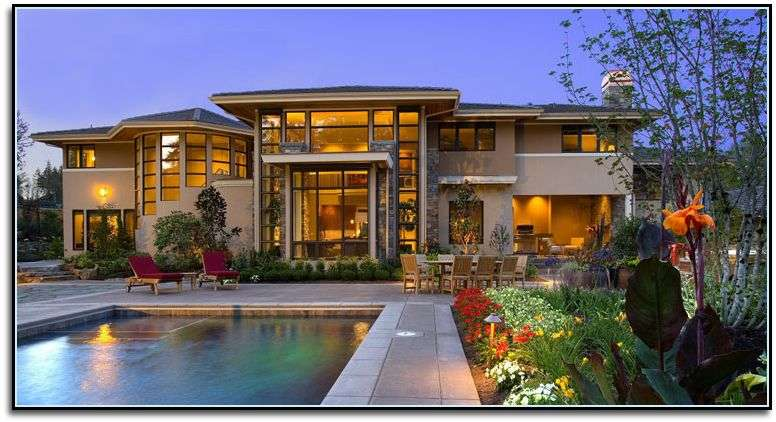 Luxury Custom Dream House Floor Plans