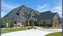 Luxury Custom Home Over Square Feet