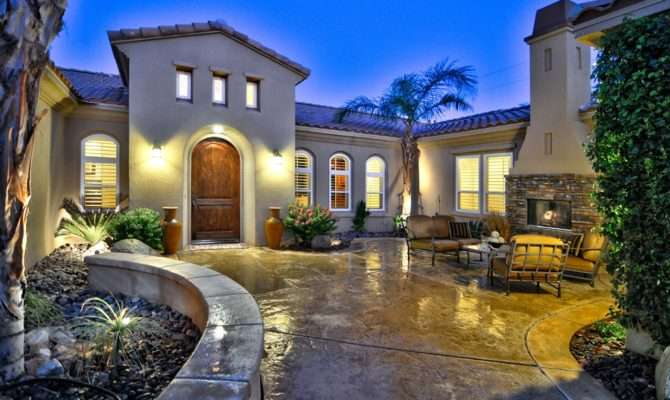 Luxury Division Offers Home Gated Bermuda Dunes Community
