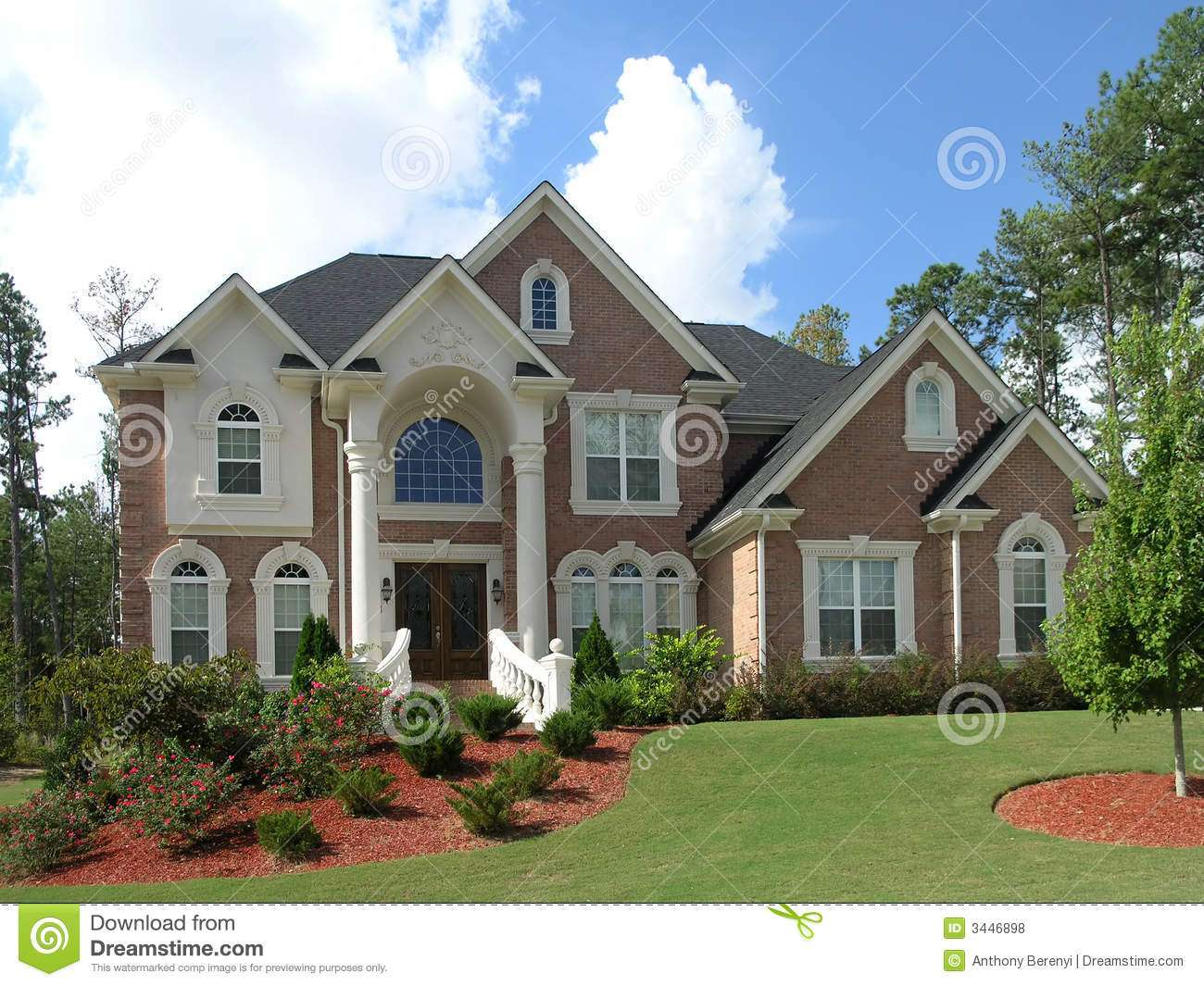 Luxury Home Exterior Photos