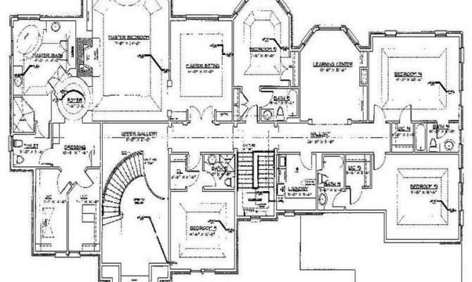 Luxury Home Floor Plans Designs Pin Pinterest