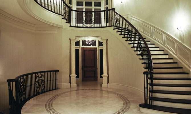 Luxury Home Interiors Stairs Designs Ideas