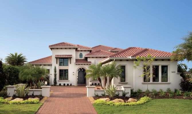 Luxury Home Plans Almeria Arthur Rutenberg