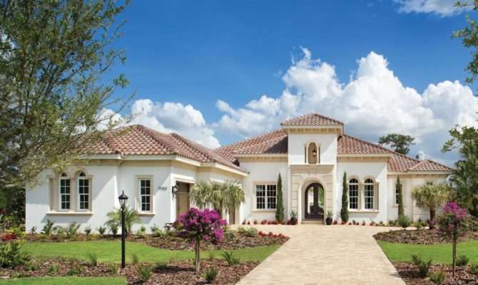 Luxury Home Plans Amalfi Arthur Rutenberg
