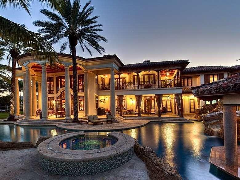 Luxury Hotel Mykonos Greece Mediterranean Style House