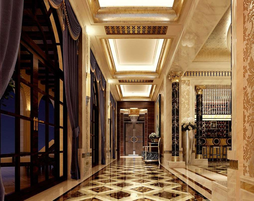 Luxury House Interior Design